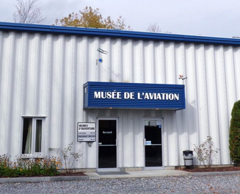 Musée de l'aviation en image